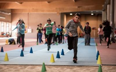 """Finaliza el programa de """"Aulas de Atletismo"""" del curso 2017-2018"""