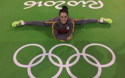 Carolina Rodríguez afronta sus terceros JJOO en Río 2016