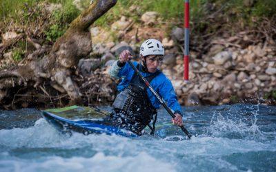 El Canal de Aguas Bravas de Sabero-Alejico acogerá el Campeonato de España de Slalom