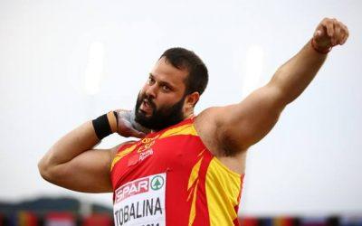 Deportistas del CAR de León en el Campeonato del Mundo de Atletismo