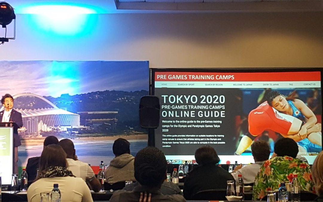 X Forum Internacional sobre Deporte de Élite de la ASPC en Durban (Sudáfrica)