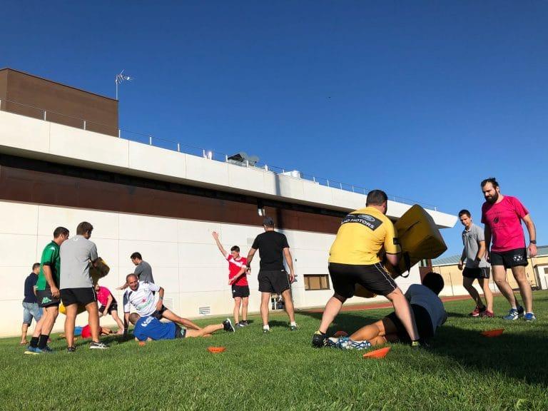 Conferencia anual del Comité Nacional de Árbitros de Rugby