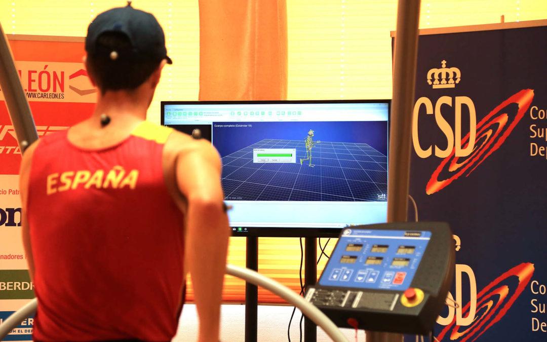 La marcha de Matrix: el estudio biomecánico que disecciona al atleta