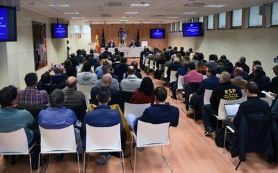 Jornada de Centros de Alto Rendimiento y Tecnificación Deportiva en el CSD